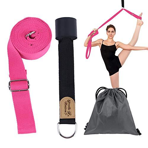 Beinspreizer Dehnungsband Yoga Gurt Strechband für Ballett Yoga Tanzen Gymnastik
