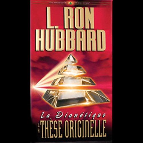 La Dianétique audiobook cover art