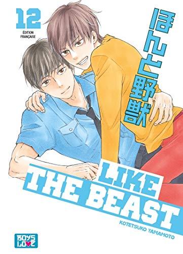 Like The Beast - Tome 12 - Livre (Manga) - Yaoi