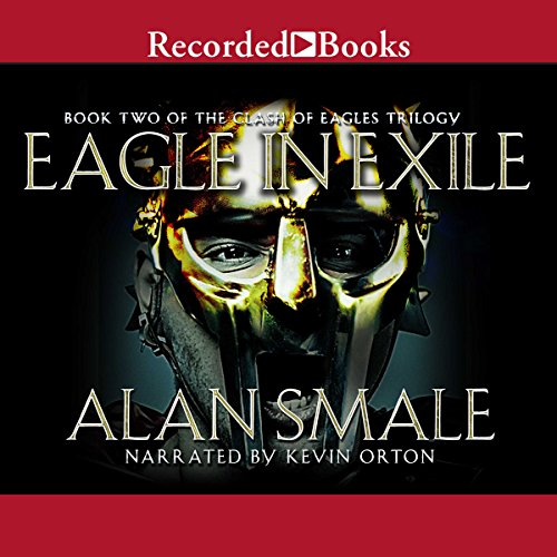 Eagle in Exile audiobook cover art