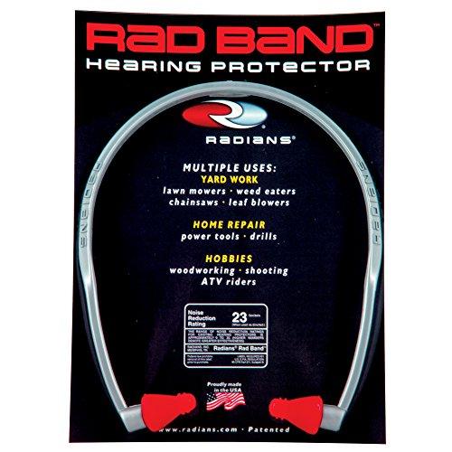 Radians Rad Band Banded Hearing Protection