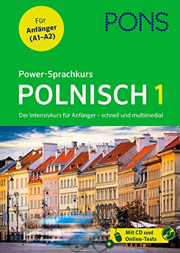 PONS Power-Sprachkurs Polnisch: Der Intensivkurs für Anfänger - schnell und multimedial