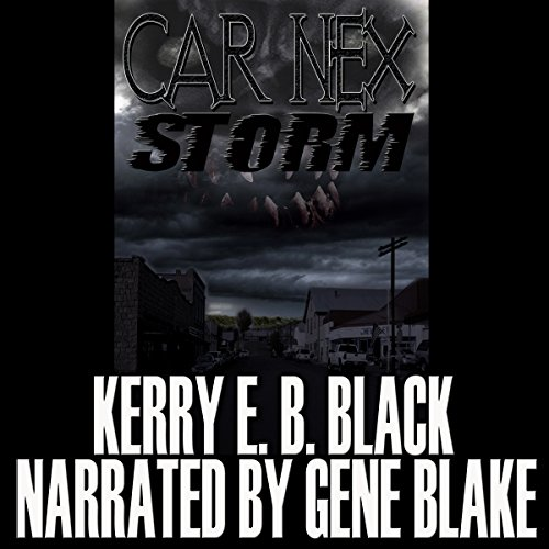 Car Nex: Storm audiobook cover art