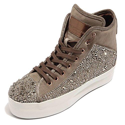 87602 sneaker alta ALEXANDER SMITH LONDON scarpa donna shoes women