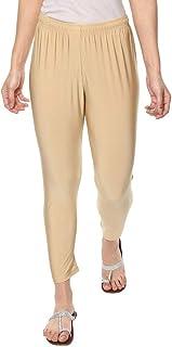 Rangriti Women's silk legging Bottom