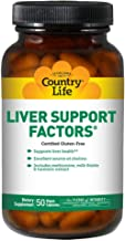Country Life Liver Support Factors, 50-Count