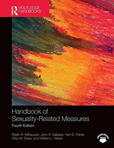 Fisher, T: Handbook of Sexuality-Related Measures (Routledge Handbooks)
