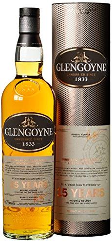 Glengoyne Highland Single Malt 15 Years (1 x 0.7 l)
