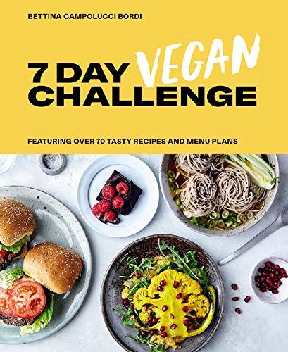 7 Day Vegan Challenge (English Edition)
