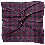 Bufanda de mantón, Clan Montgomery Tartan Fashion Neck Scarves For Women Hair Scarf