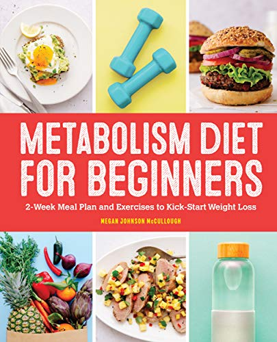 Metabolism Diet for Beginners: 2-Week Meal Plan and Exercises to Kick-Start Weight Loss (English Edition)
