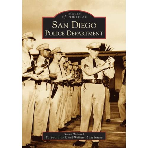 San Diego Police Department (CA) (Images of America)