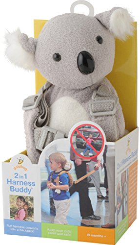 goldbug Animal Harness 迷子防止 ぬいぐるみ ハーネス コアラ ポリエステル 53862
