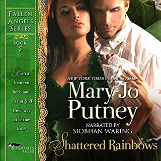 Shattered Rainbows cover art