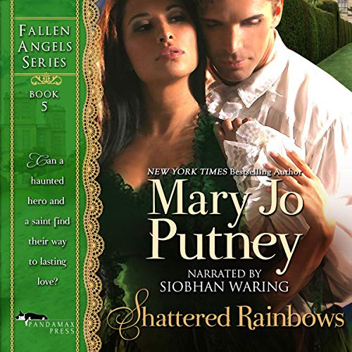 Shattered Rainbows audiobook cover art