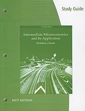 Study Guide for Nicholson/Snyder's Intermediate Microeconomics by Walter Nicholson (2009-10-07)