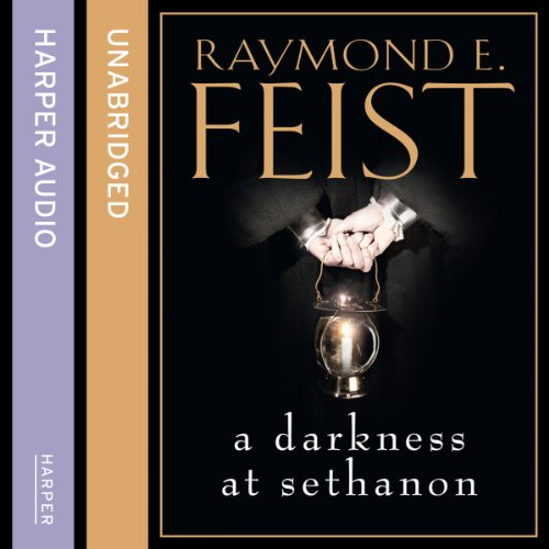 A Darkness at Sethanon  By  cover art