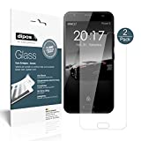 dipos I 2x Screen Protector compatible with Ulefone Power 2
