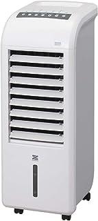 ゼンケン スリム温冷風扇 ヒート&クール (加湿機能・マイナスイオン機能付き) ZHC-1200