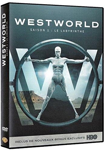 Westworld - Intégrale Saison 1 - DVD - HBO