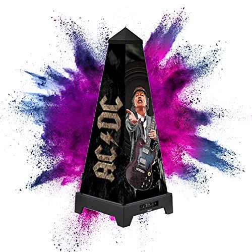 AC/DC Guitar Bundle - XOUNTS 360° Soundsystem - Dein ultimativer AC/DC Lautsprecher mit Bluetooth und Multicolor (Alexa kompatibel)