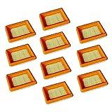 Filtro de aire para 10pcs Stihl Fs120 FS200 FS300 FS350 FS400 Fs250 4131 0300