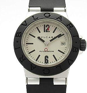 (ブルガリ)BVLGARI 腕時計 アルミニウム29 レディース時計 AL29TAVD アルミ/ラバー レディース 中古