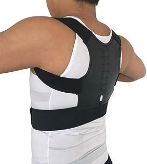 Men Back Brace Magnetic Posture Corrector Orthopedic Back Support Belt Correct Posture Brace Correcteur
