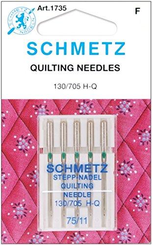 Quilt Machine Needles-Size 11/75 10/Pkg