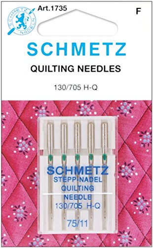 Quilt Machine Needles-Size 11/75 10/Pkg