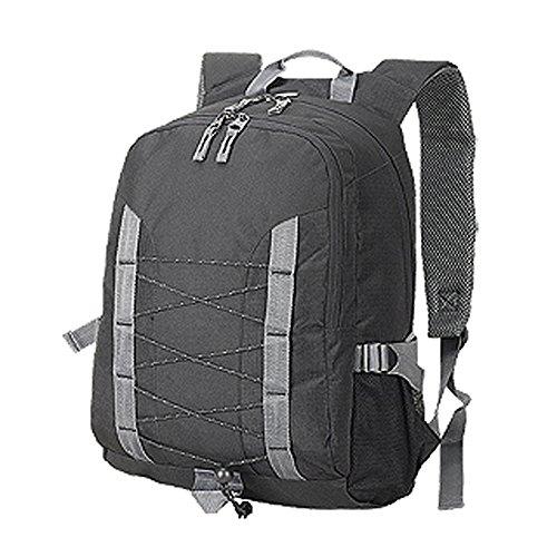 Shugon - sac à dos sport étudiants MIAMI 7690 backpack 26L - noir