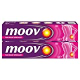 Best Creams For Arthritis - Moov Fast Pain Relief Cream – 50g Review