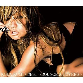 BEST~BOUNCE & LOVERS~
