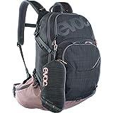 Evoc Explorer Pro 26L Gris/Rosa Bicicleta de montaña sin protección Adulto Unisex 26