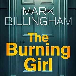The Burning Girl cover art