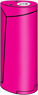 Skin Decal Vinyl Wrap for Smok Priv V8 60w Vape stickers skins cover/ Hot Pink