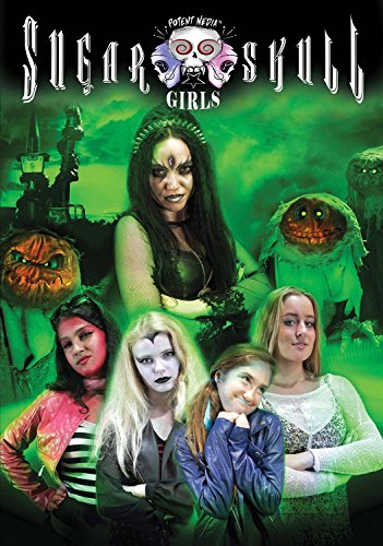 Sugar Skull Girls [Reino Unido] [DVD]