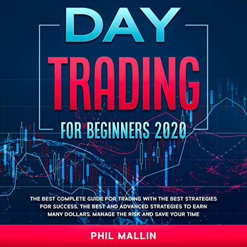 Day Trading for Beginners 2020  By  cover art