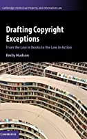 Drafting Copyright Exceptions: From the Law in Books to the Law in Action (Cambridge Intellectual Property and Information Law, Series Number 51)
