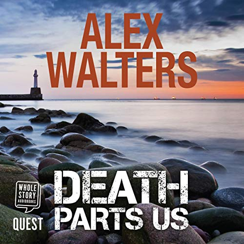 Death Parts Us audiobook cover art