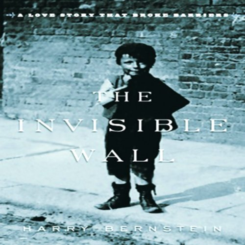 The Invisible Wall audiobook cover art