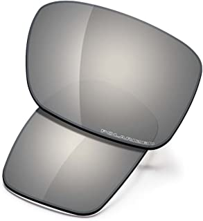 Saucer Premium Replacement Lenses for Oakley Holbrook OO9102 Sunglasses
