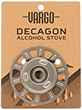 Vargo Decagon Alcohol Stove