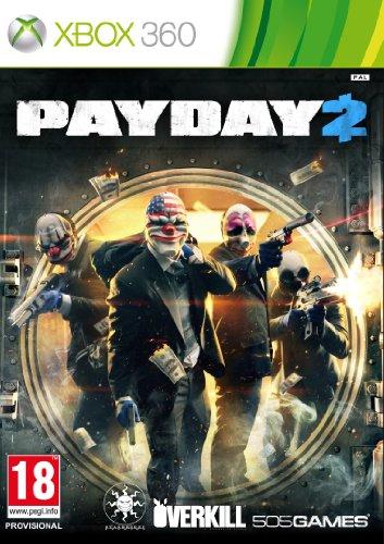 Payday 2 XB360 UK