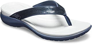 Crocs Women's Capri V Sequin Flip