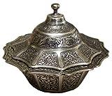Ottoman Style Engraved Copper Sugar Turkish...