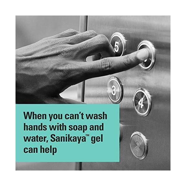Sanikaya Hand Hygiene Gel 250 Ml