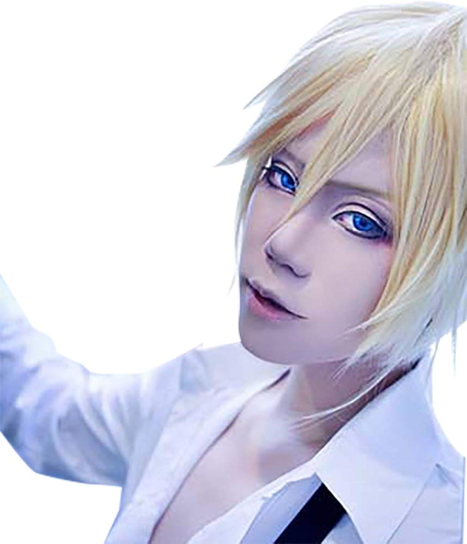 Ecst Cosplay Wig for Vocaloid REN
