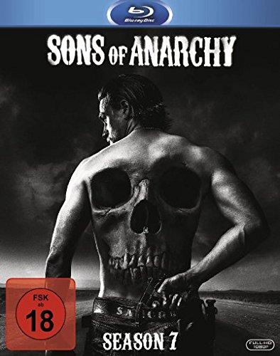 Sons of Anarchy - Season 7 [Blu-ray]