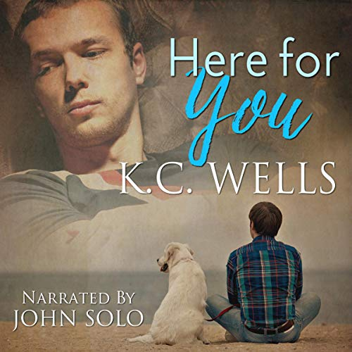 Here for You audiobook cover art